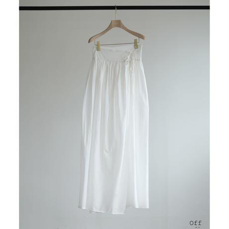 Supima Cotton Gather Wrap Pants(ls11221P)