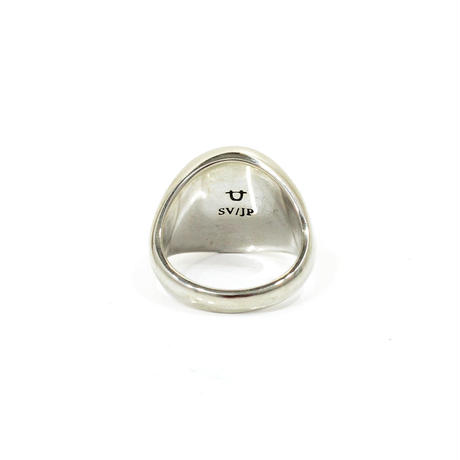 "【NEW】UNKNOWN. U021 "" SIGNET "" RING"