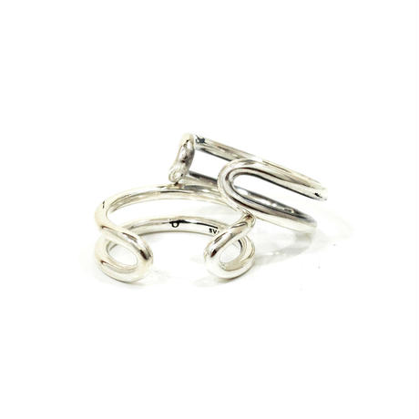 "【NEW】UNKNOWN. U024 "" MORTISE "" S RING"