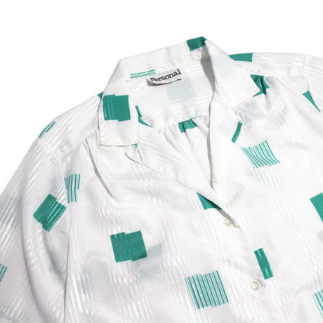【USED】PERSONAL SS DESIGN SHIRTS