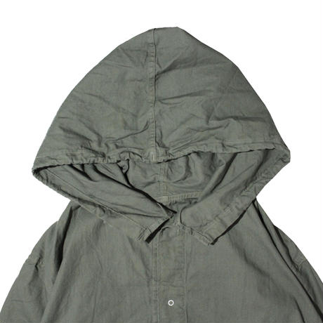【DEADSTOCK】US MILITARY FISH TAIL SNOW PARKA(OVERDYED)