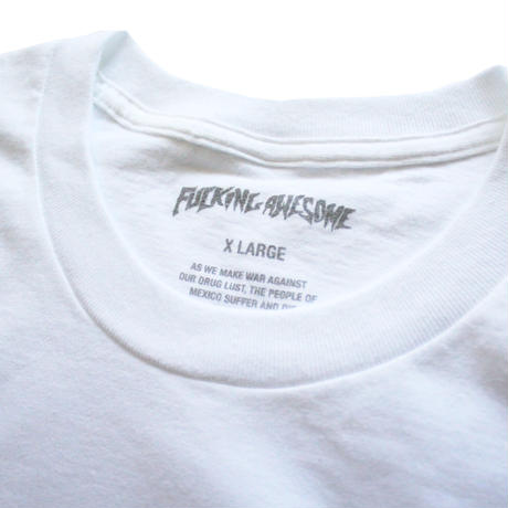 【NEW】FUCKING AWESOME PYRO TEE