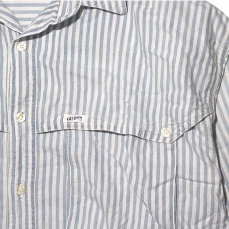 【USED】GUESS JEANS MADE IN USA SHIRTS
