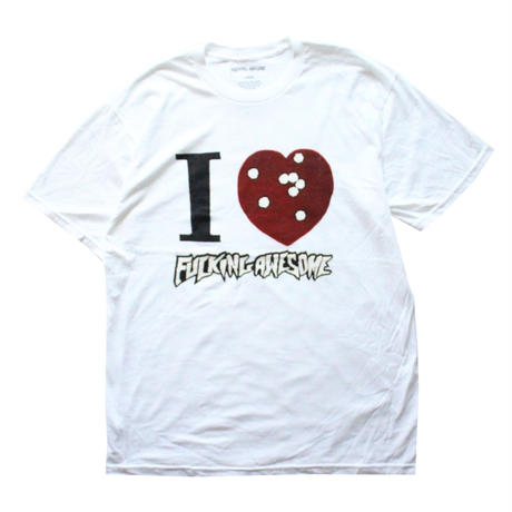 【NEW】FUCKING AWESOME LOVE TEE