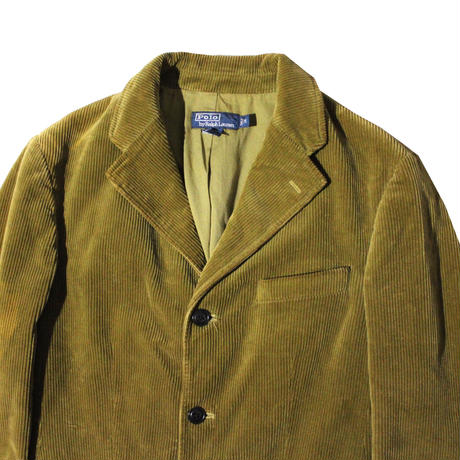 【USED】RALPH LAUREN CORDUROY JACKET