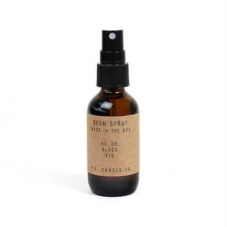 【NEW】P.F.CANDLE ROOM SPRAY BLACK FIG