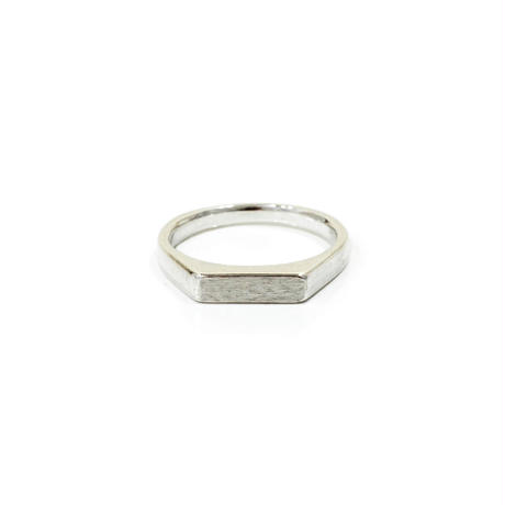 "【NEW】UNKNOWN. U019 "" MIDDLE "" RING"