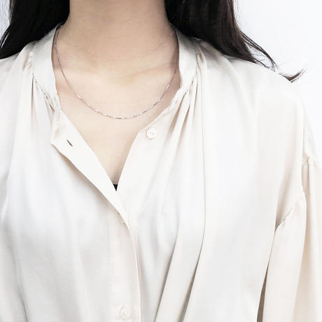 "【NEW】UNKNOWN. U108  "" SV CHAIN "" NECKLACE"