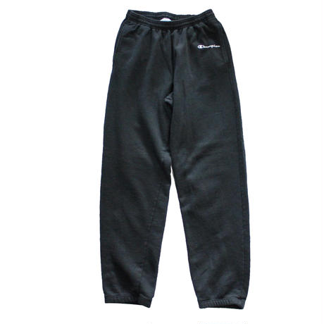 【USED】CHAMPION SCRIPT LOGO SWEAT PANTS