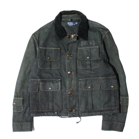 【USED】POLO RALPH LAUREN HUNTING JACKET