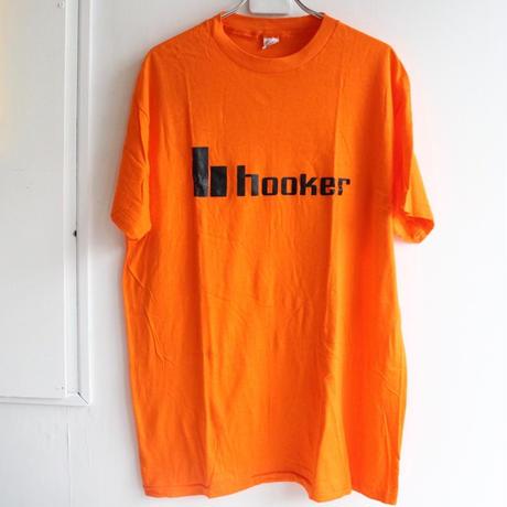 【USED】70s HANES HOOKER TEE(XL)