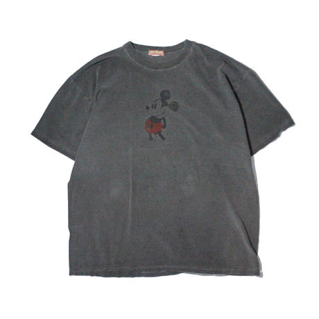 【USED】INK&PAINT BY DISNEY MICKEY TEE