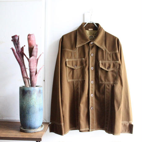 【USED】MILLER WESTERN SHIRTS
