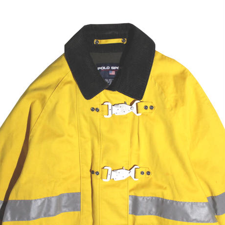 【USED】POLO SPORT FIREMAN JACKET