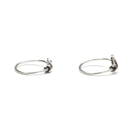 "【NEW】UNKNOWN. U057 "" KNOT "" RING"