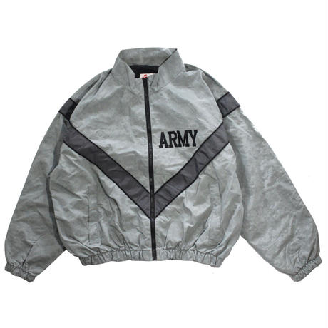 【DEAD STOCK】U.S.ARMY TRAINING NYLON JACKET