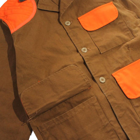 【USED】SAFTBAK 70s MADE IN USA  HUNTING JACKET