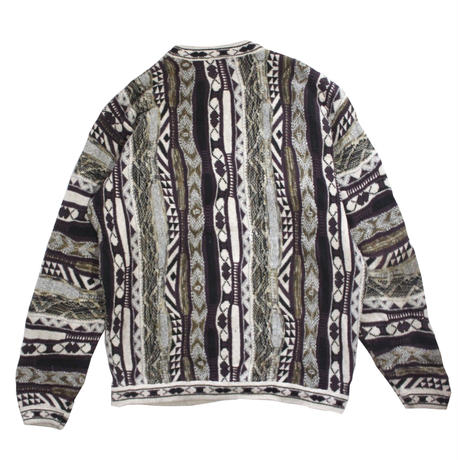 【USED】LONDON FOG 3D SWEATER