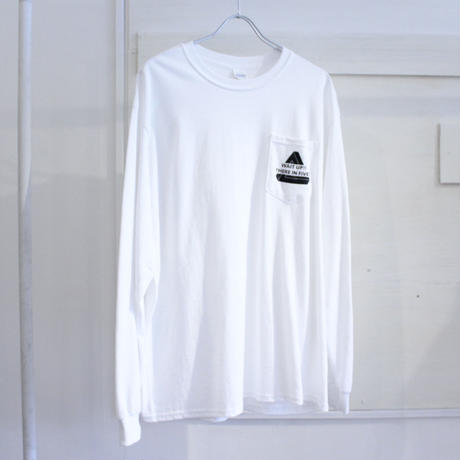 【NEW】HOT 'n QUICK LOGO LS TEE