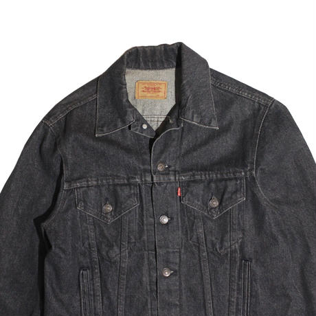 【USED】80s LEVI'S MADE IN USA  DENIM JACKET (70506)