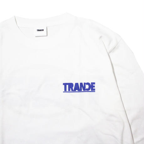【NEW】TRANCE OG 5.6oz STAFF LS TEE