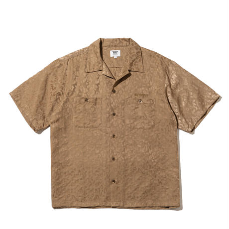【NEW】RUTSUBO LEOPARD SHIRTS
