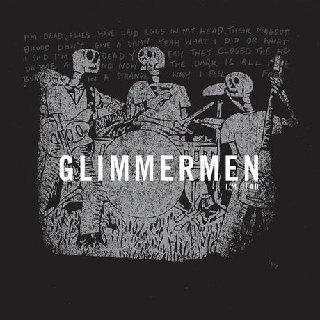 "Glimmermen - ""I'm Dead"" (LP)"