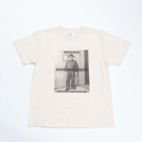 HUNTER MAN T-SHIRT - WHITE