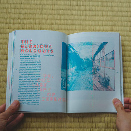 Traveling Circus of Urbanism ZINE Volume 1 - I Was There