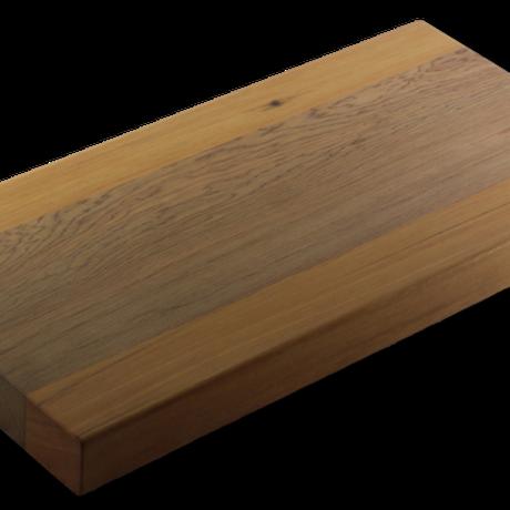 Tree & Co 本場のカッティングボードM EDGE 8.15 まな板 (204mm x 381mm x 30mm)