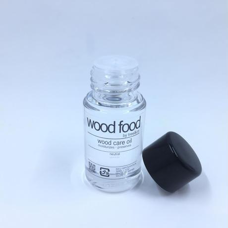 wood food ミニオイル - ニュートラル 30ml
