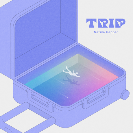 Native Rapper - TRIP [CD]