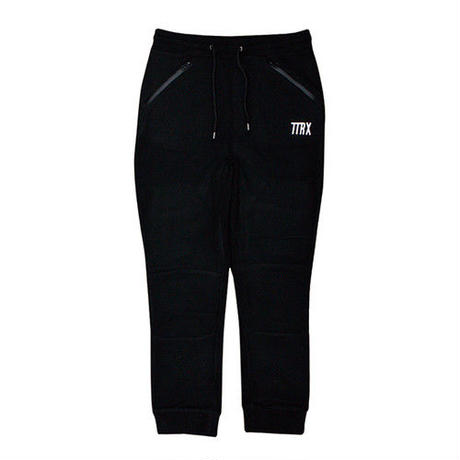 [TREKKIE TRAX × THE TEST] Fleece Pants (Black)