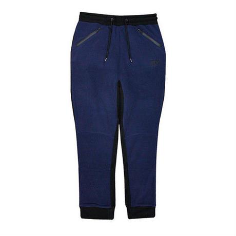 [TREKKIE TRAX × THE TEST] Fleece Pants (Navy)