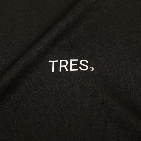 【T-recycle】Small logo T-shirt(ブラック)