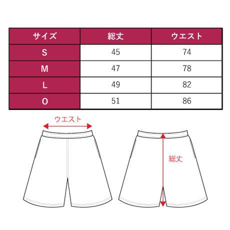 Sweat logo shorts(NAVY)