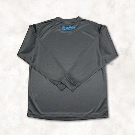 ブラッシュロゴTシャツ(ブラック)