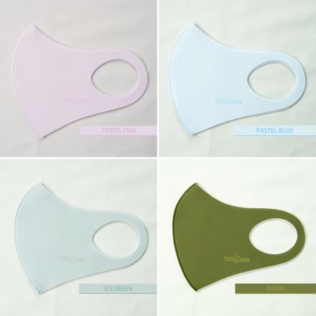 TRESウォッシャブルマスク 2枚セット(Lサイズ)