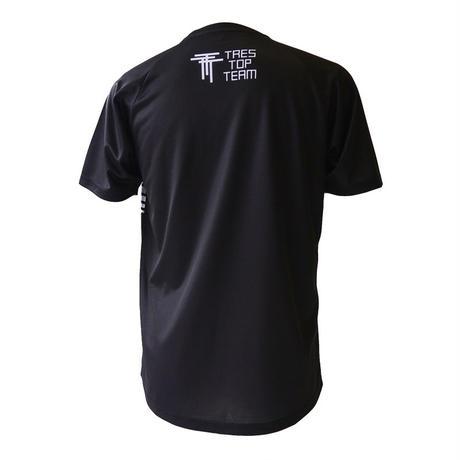 TRES TOP TEAM 2019SS(ボーダー/ブラック×ホワイト×グレー)