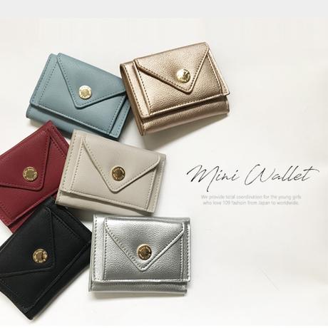colorful mini wallet