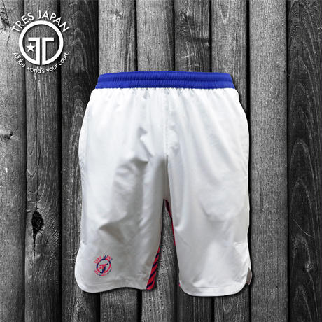 【TMC】WOVEN SHORTS STRIPE(White/Pink)