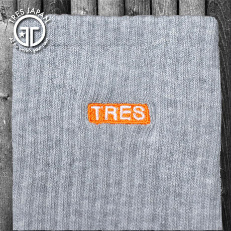 【TMC】BASKET SOCKS  1POINT(Orange)