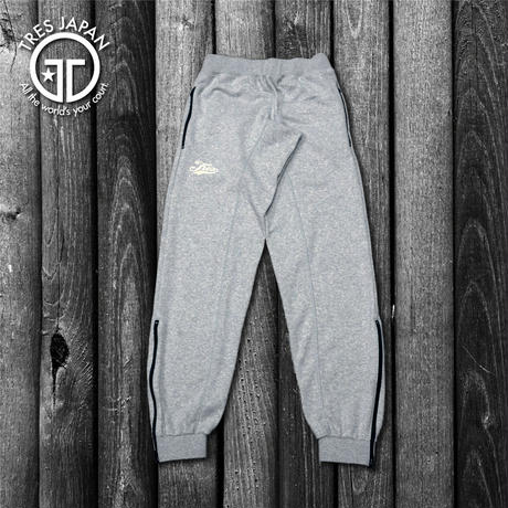 【TMC】ZIPPER SWEAT PANTS(Gray)
