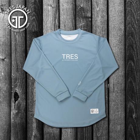 【TMC】 HeiQ Long T-Shirts(Mint-Gray)