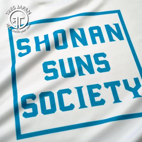 【SHONAN SUNS】SOCIETY T-Shirts