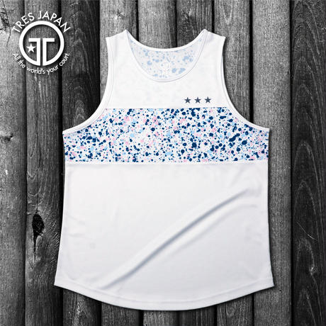 【TMC】HeiQ Splash Tanktop(White)