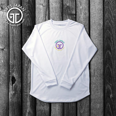 【TMC】Long-Sleeve Shirts(White/Purple/Yellow)
