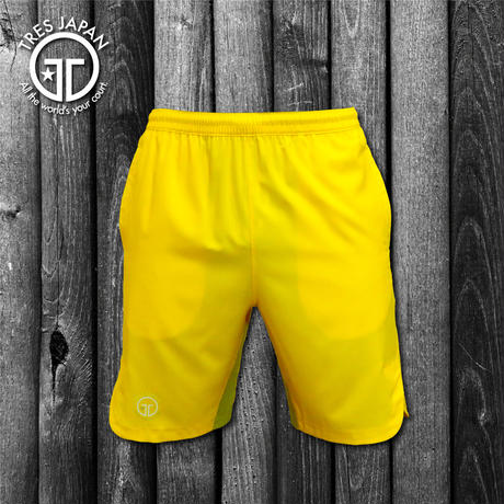 【TMC】SOLID WOVEN SHORTS(Yellow)