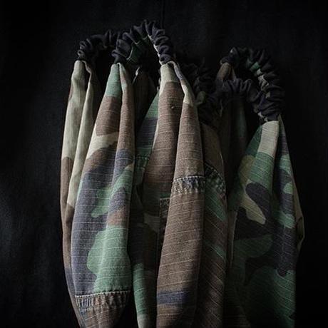 Camouflage headband