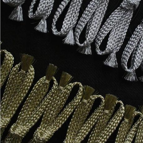 Belt Ribbons /  Metallic